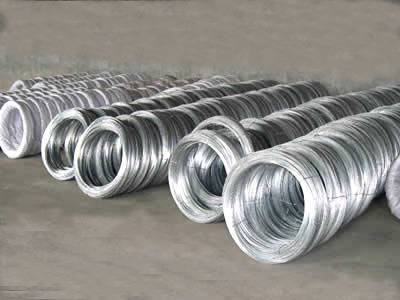 Galvanized Low Carbon Steel Wire Used As Power Cables