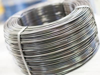 Baling Wire with Anti-Rust Is Used to Tie Flowers, Hays and Cottons