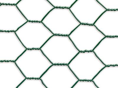 Hexagonal Wire Mesh Used for Protecting Slope and Used as Gabion