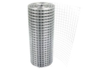 Welded Wire Mesh Applied for Residential and Commercial Areas